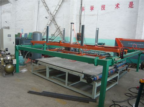 microcomputer control system lightweight wall panel forming machine for building moulding board