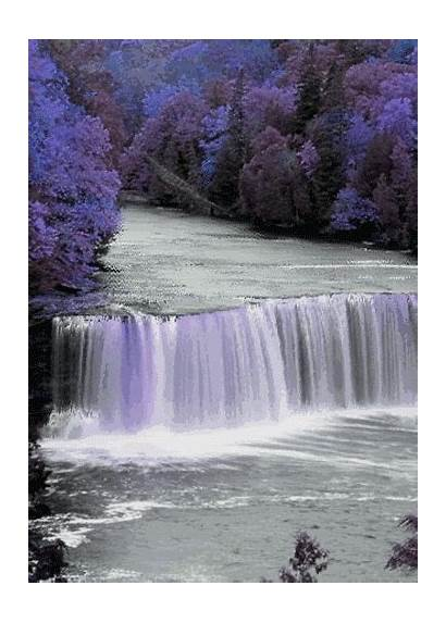 Waterfalls Nature Google Natural Scenery Vallecillos Corral