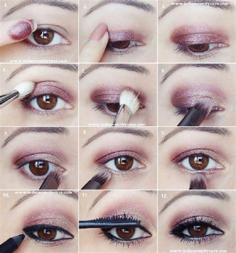 Top 10 Simple Makeup Tutorials For Hooded Eyes Simple