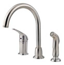 amazon kitchen faucets pfister cagney 1 handle kitchen faucet with side spray stainless steel touch on kitchen sink