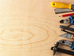Tools on a wooden background — Stock Photo © Irochka #5130973