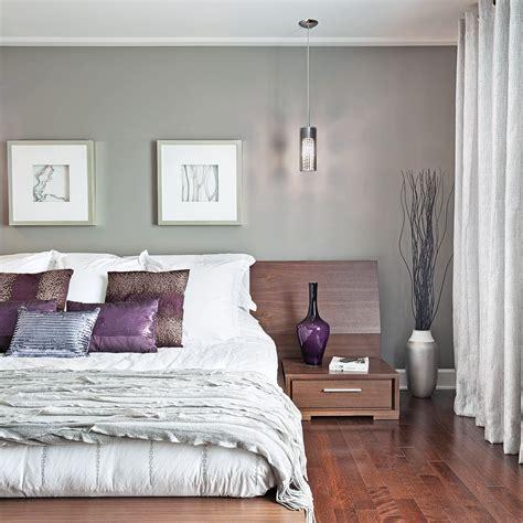 deco chambre gris gris intime pour la chambre chambre inspirations