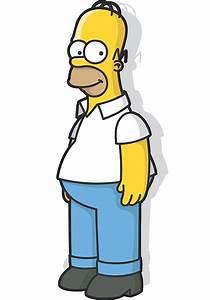 Je vais ressembler à Homer Simpson