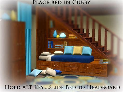 fantasticsims modern cottage bed room