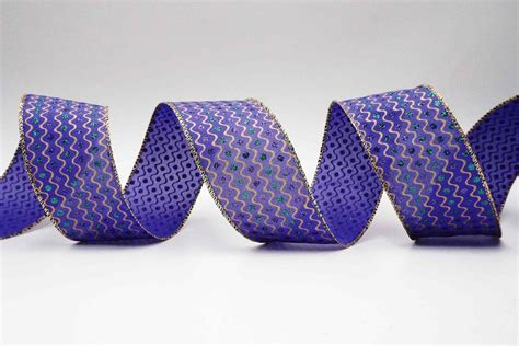 Curves & Glitters Ribbon Supply With Texture, Luster And Color Selections From Taiwan - KING YOUNG