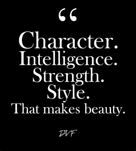 character intelligence strength style