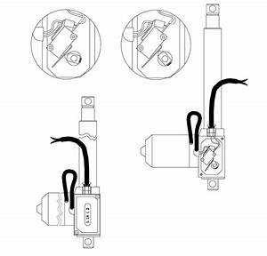 Macro Switch Adjustment For Auto Top Side Head Actuator