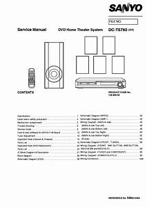Sanyo Dc Tp Dj1 Sm Service Manual Free Download  Schematics  Eeprom  Repair Info For Electronics