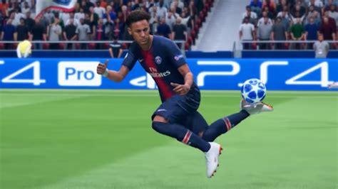 fifa  skill moves    neymars rainbow flick