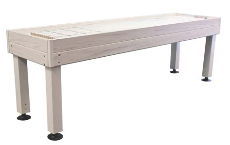 used outdoor shuffleboard table game tables online specializing in game tables and more