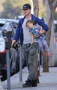 Hayden Christensen spends time with daughter Briar Rose ...