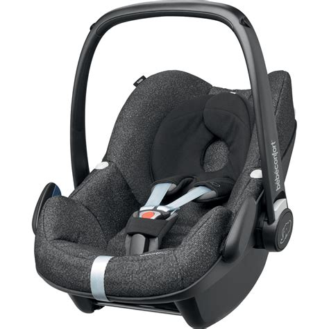 siège auto pebble bébé confort siège auto pebble triangle black groupe 0 de bebe confort
