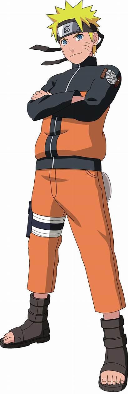 Naruto Uzumaki Doblaje Path