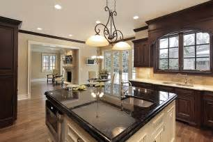 kitchen islands with granite countertops 143 luxury kitchen design ideas designing idea