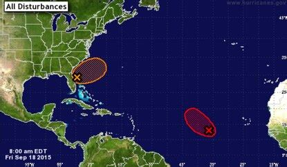 A tropical storm warning was issued for the. What little is left of Tropical Storm Grace just won't go away - South Florida Sun Sentinel ...
