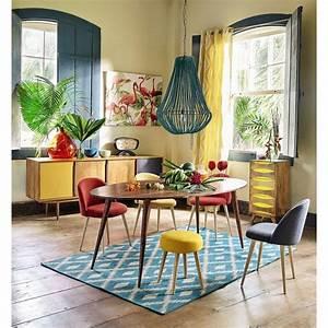 Tapis De Cuisine Maison Du Monde : achat tapis d co des mod les tendance c t maison ~ Teatrodelosmanantiales.com Idées de Décoration