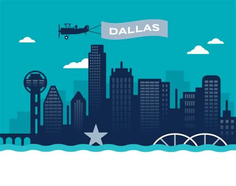 reunion tower illustrations royalty  vector graphics