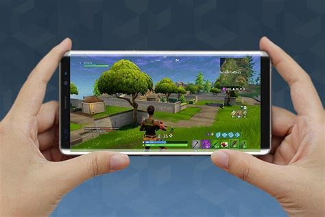 smartphones  support fortnite mobile  android