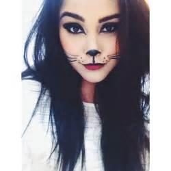 Cat Face Makeup Halloween Costumes
