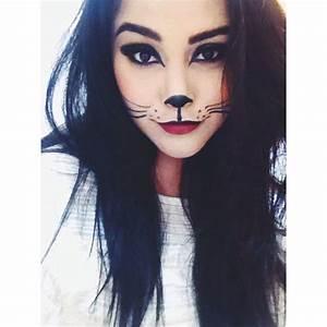 cat makeup... Cat halloween costume? | Halloween ...