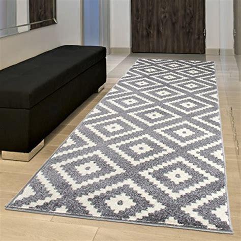 Flur Läufer Modern by Wei 223 L 228 Ufer Und Weitere Teppiche Teppichboden G 252 Nstig