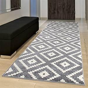 Flur Teppich Grau : wei l ufer und weitere teppiche teppichboden g nstig online kaufen bei m bel garten ~ Indierocktalk.com Haus und Dekorationen