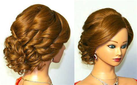 Indian Wedding Hairstyles For Curly Hair Medium