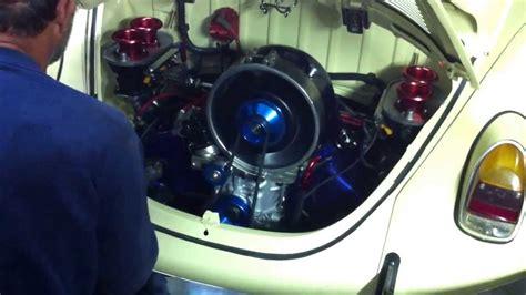 Motor Fusca com Kit Porsche - Primeira Acelereda - YouTube