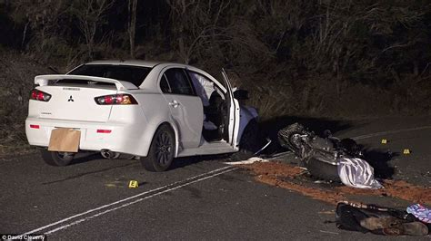The Aftermath Of A Deadly Collision On Nsw Central Coast