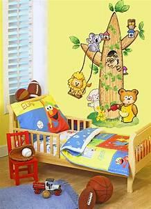 Motive Für Babyzimmer : wandsticker wandtattoo kinderzimmer tierbaum www 4 ~ Michelbontemps.com Haus und Dekorationen