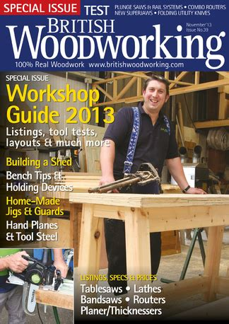 british woodworking magazine review    pvc lawn