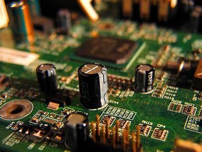 Electronics Circuit Wallpapers Electronic Pcb Wallpapersafari Board