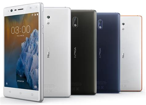 android phone news new nokia android phones unveiled along with updated nokia