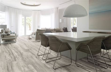 wood  porcelain tile floors contemporary miami