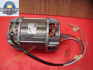 Hsm Classic 225 Cc 225 Sc Paper Shredder Main Motor 110