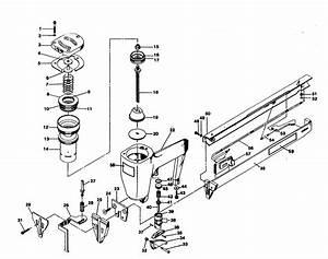 Stanley Bostitch Stapler Parts