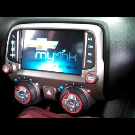 20132015 Chevy Camaro Factory Mylinknavigation System