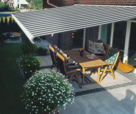 stages  sun shading wind  rain protection samson awnings
