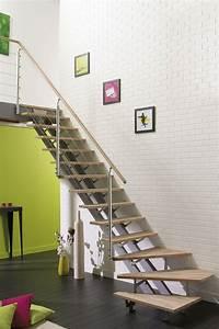 revgercom peinture escalier leroy merlin idee With peindre escalier bois en blanc 6 peinture sol interieur decolab sol 100 parquet v33 gris