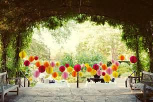 backyard wedding reception ideas whimsical outdoor wedding reception decor onewed