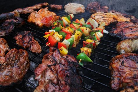 cuisine barbecue free images summer dish meal cooking bbq gourmet