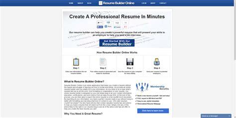 Best Website For Resume Building by Best Websites For Resume Building