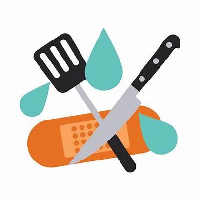 Safety Health Clipart Kitchen Clip Cool Saftey
