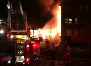 Huge Oak Park Fire Destroys Home, Damages Apartment ...