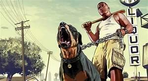 Rockstar: GTA V's Dog Named Chop, Another 15 Animal Types ...