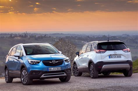 2018 Opel Crossland X Cars With The Bold Design The