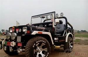 Used Mahindra Jeep 4x4 CLASSIC 10115250816123628