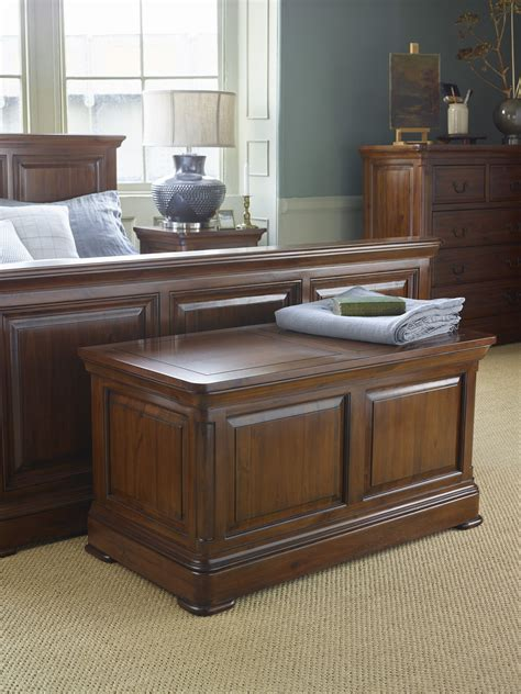 the cranbrook blanket box is a great which helps add
