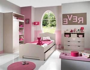 Chambre Fille Ado : chambre de fille ado moderne fashion designs et chambre de fille de 12 ans moderne avec chambre ~ Teatrodelosmanantiales.com Idées de Décoration