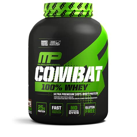Amazon.com: Muscle Pharm Combat Protein Powder 5lbs
